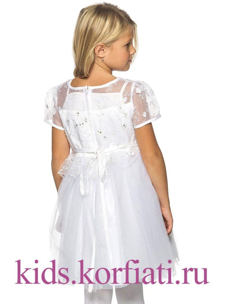 Нарядные платья для девочек 2 года своими руками