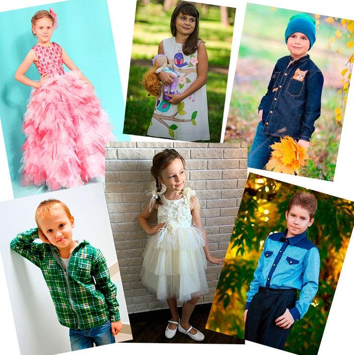Победители конкурса детской одежды «Краски детства — 2016»