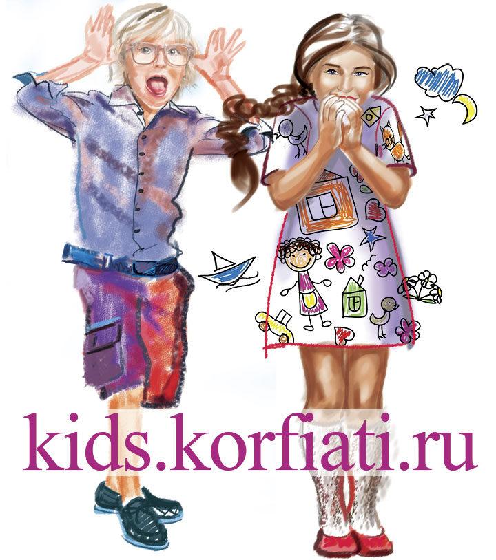 Конкурс детской одежды «Краски детства 2017»