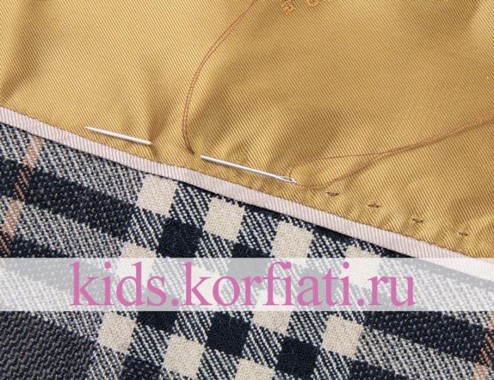 Мастер-класс по пошиву детского жилета