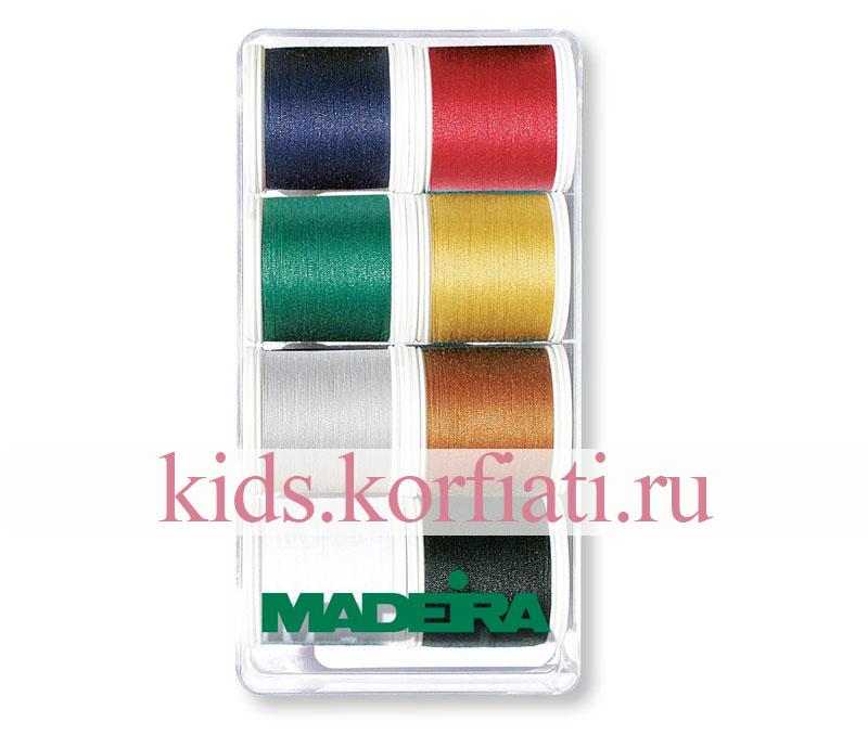 Приз за 3 место - набор универсальных швейных ниток Aerofil №120 фото